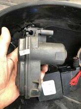 奔驰GL400W166手刹模块手刹马达尾牙摆臂减震打气泵图片