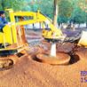 挖土球机器