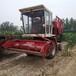 青儲機玉米秸稈青儲收割機自走式青儲機鴻磊廠家專業制造