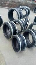 循环油泵耐腐蚀橡胶伸缩器图片