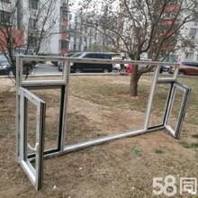 北京海淀区清河安装护网家庭不锈钢防盗窗安装防护栏护窗图片
