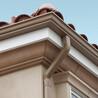 杭州星辉PVC落水系统别墅落水成品檐沟天沟檐槽水槽排水系统