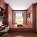 北京辰輝金鷹全屋家具定做榻榻米櫥柜異形儲物柜兒童房設計定制