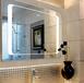 河东区安装浴室镜,浴室防雾镜,浴?#19994;?#38236;,更换玻璃镜子
