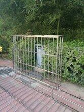北京门头沟大峪安装不锈钢护窗护栏断桥铝门窗防盗网