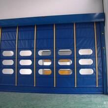 天津快速堆積門廠家天津安裝快速堆積門圖片