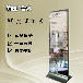 智能鏡面廣告機立式觸摸一體機高清/廣告機智能鏡子