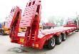 山東挖掘機運輸專用拖車生產廠家