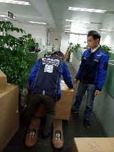 德谨国际搬家电话400-002-1022上海长途搬家公司上海搬家到四川全境服务