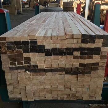 无锡樟子松工程木方厂家