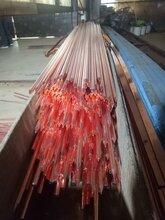 铜包钢接地棒防雷接地材料铜包钢材质接地简便图片