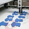 深圳鞋面印线机自动上胶机循环工作有效减少劳力成本,提升盈利