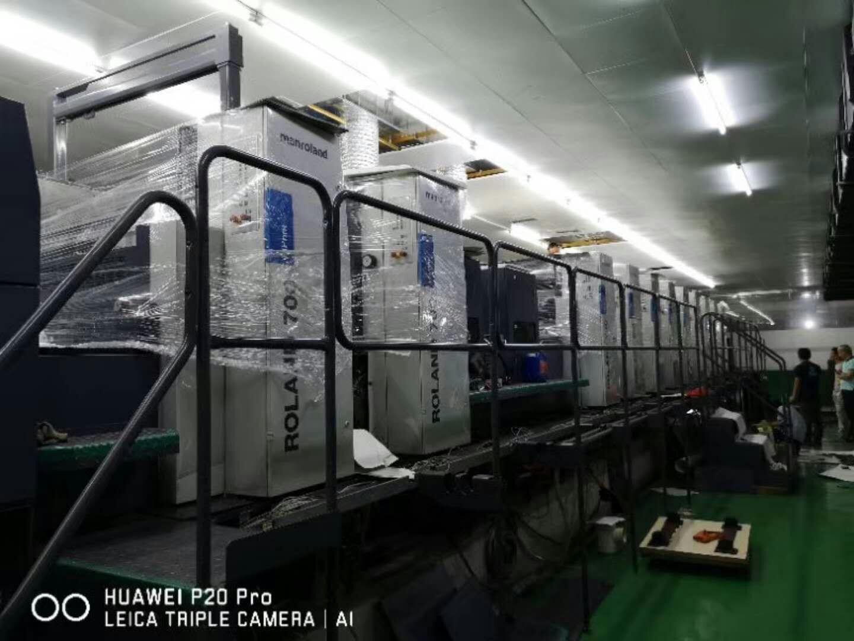 罗兰700印刷机电路板维修