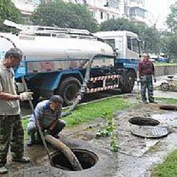 来电优惠建邺管道疏通小区化粪池清理污水管道清洗