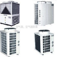 空气能厂家供应空气能热水机组、高温水源热泵图片