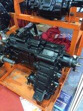 前后四驱箱6T53连体分动箱6档连体箱653连体箱图片