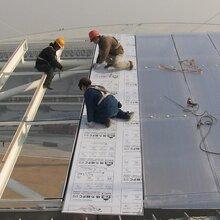 阳光板车棚阳光板雨棚pc阳光板PC板温室台创品牌图片