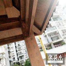 木纹漆施工方法如何在钢结构上做木纹漆效果图片