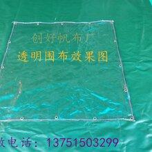 隔断空调透明加厚pvc遮雨防晒塑料软胶膜阳台挡风围布防雨帆布帘图片