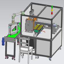 锁体自动撕膜机_自动撕膜机_锁具制造设备