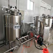 巴氏奶生產設備_巴氏鮮奶機價格_牛奶巴氏殺菌機價格圖片