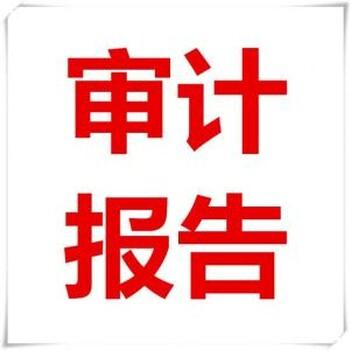 武漢華信會計師事務有限公司出具審計報告