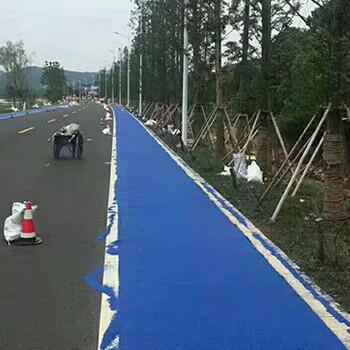 南京艺术复古地坪漆环氧树脂地坪彩色路面施工