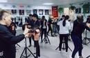 北京東青美容美發化妝美甲紋繡學校招生火熱進行中圖片
