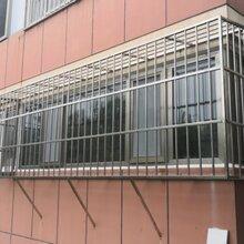 北京西城西直门安装防盗门安装防盗窗安装阳台防护网图片