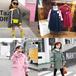 贛州韓國童裝批發市場加絨加厚中小童衛衣批發哪里好有便宜貨到付款一手貨源熱賣童裝