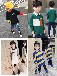 江西上饒秋冬季款式潮價位好的童裝長袖衛衣批發貨到付款加絨加厚卡通印花中小童童裝