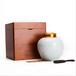 广州义统包装厂家私藏龙泉单罐竹盒复古创意陶瓷茶礼茶叶包装批发定制包装厂家