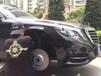 海南英能奔驰S400L刹车改装ECFRONT打孔刹车盘