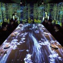 吉林3D全息婚礼吉林3D视频制作吉林5D宴会厅整装吉林投影机租赁