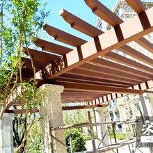钢结构上面做的木纹效果是怎么做出来的木纹漆施工图片