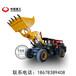 928石英礦用小鏟車臥式裝載機