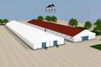 厦门篷房价格、仓储篷房、仓库篷房专业搭建、工期短