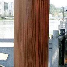 鋼管仿木紋漆生產廠家-鋼結構木紋漆工藝技巧圖片