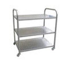通州區專業焊接安裝不銹鋼梯子訂做護欄不銹鋼貨架圖片