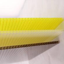 供应常州6mmPC阳光板电镀车间隔断环保专用图片