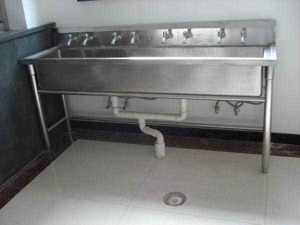 海淀区水篦子批量制作不锈钢水槽洗手台