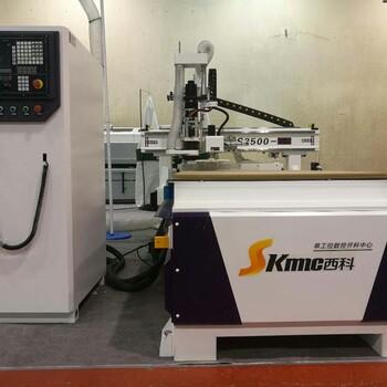 安阳市板式家具生产线设备开料机雕刻机封边机五面钻