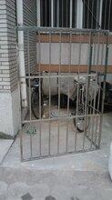 北京海淀区增光路安装小�区防盗窗阳台防护栏围�栏安装图片