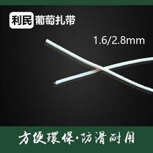 扎线扎带包塑铁丝葡萄扎线电源线扎带