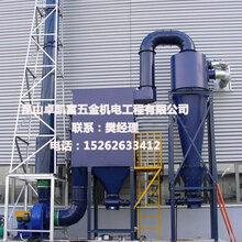 昆山卓凯富机电工程浅谈工业废气处理设备原理