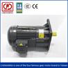 正名电机减速机一体机ch减速电机卧式齿轮减速马达带刹车