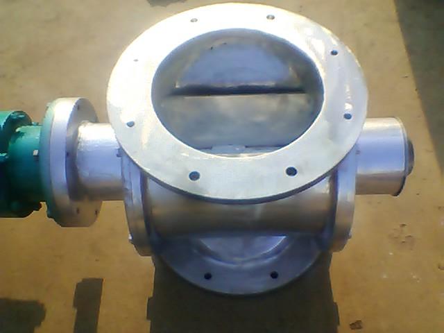 加工刚性叶轮给料机型号定制异形卸灰阀型号