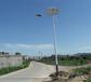 益阳太阳能路灯价格表6米80瓦路灯的配置亮不亮