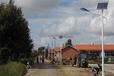 株洲市太陽能路燈價格表市電路燈6米燈桿7米大量供應