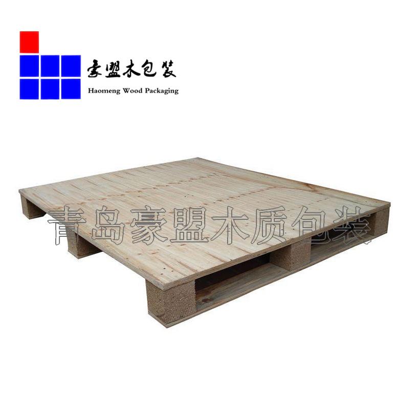 胶南免熏蒸木托1.2m平板批发价出售